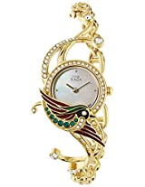 Titan Raga Analog Mother of Pearl Dial Women's Watch- 95004YM01J