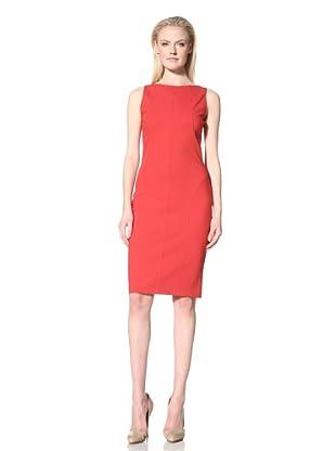 Les Copains Women's Black Label Dress (Red)