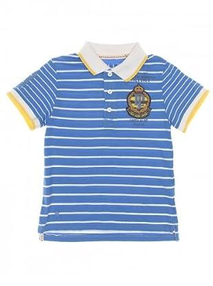 Pepe Jeans Kids Poloshirt Bud (Blau)