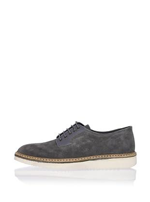 Swear Men's Lou 4 Shoe (Grey Suede)
