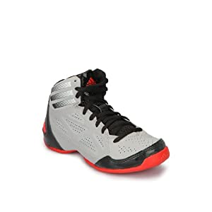 Nxt Lvl Spd K Grey Basketball Shoes