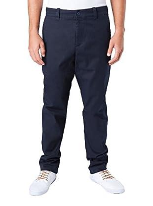 Emporio Armani 7 Pantalón Áulide (Azul Marino)