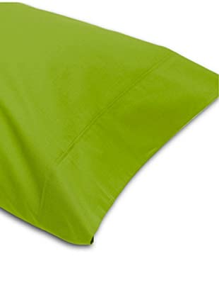 Abecé Cojín Liso (Verde Manzana)