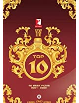 YRF STEELBOOK COLLECTOR SET - TOP 10 BEST MOVIES 2001 - 2009 DVD PACK