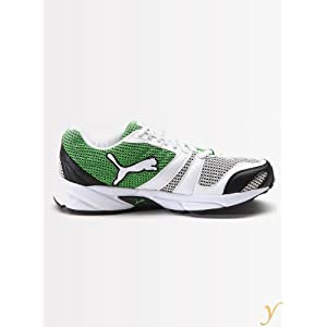 Puma Men's 186350 Aquil II White Amazon Sports Shoes