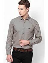 Grey Casual Shirt Wrangler