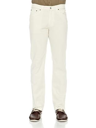 Carrera Jeans Pantalón Gabardina Stretch (Beige)