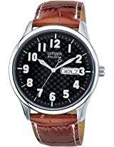 Citizen Classic Analog Watch-For Men-Brown-BM8300-03E