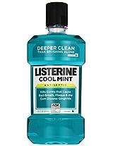 Listerine Listerine Antiseptic Mouthwash Coolmint