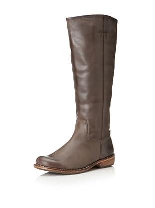 Kickers Women's Road-SS Tall Boot (Dark Brown)