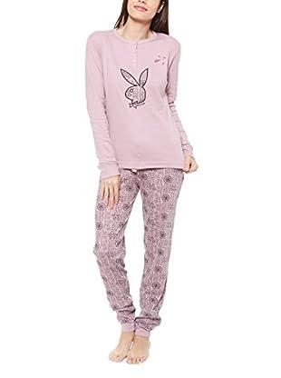 Play Boy Nightwear Pyjama Fashion Night Cozy Nights
