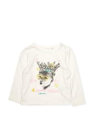Billieblush Camiseta U05053 (Blanco)
