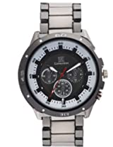 IIK Collection Analogue Round Black Dial MEN's Watch-IIK071M