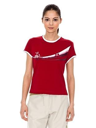 Iguana T-Shirt Avenal (Rot)