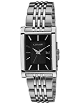 Citizen Analog Black Dial Men's Watch - BH1670-58E