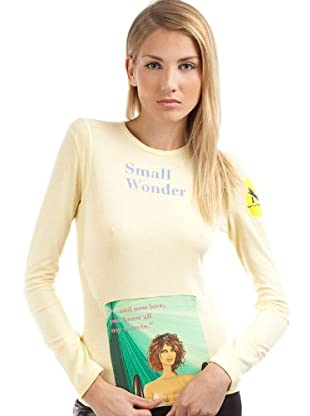 Custo T-Shirt Long Basek (Gelb)