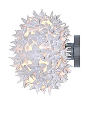 Kartell Lámpara de Pared/Techo Bloom Cw2 Blanco