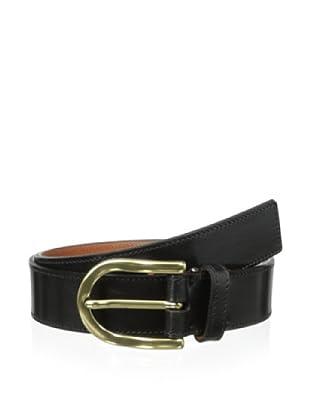 Bosca Men's Old Familiar Belt (Black)