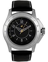 3075Sl02-Db519 Black / Grey Analog Watch
