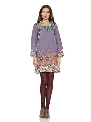 Isabel Morgado Vestido Alcira (Púrpura)