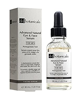 DR BOTANICALS Gesichtsserum Pomegranate Noir Advanced Natural For Men 30 ml, Preis/100 ml: 79.96 EUR