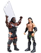 WWE Mark Henry and Trent Barreta Figure 2-Pack Series 17