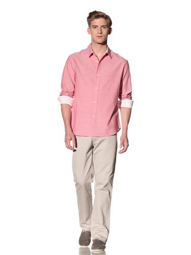 Riviera Club Men's Club Shirt (Red)
