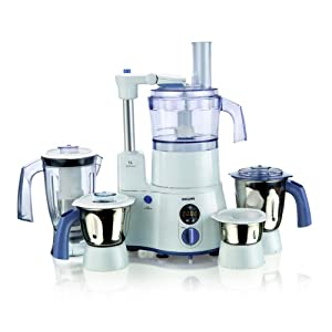 Philips HL1659 750-Watt Intelligent Food Processor