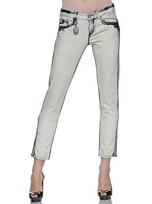 Stefanel Jeans (Denim/Weiß)