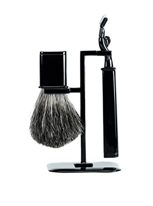 Wilouby Axwell USA RBS Series Shaving Set (Black)