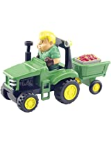 John Deere - Big Red Barn Tractor