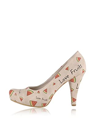 Dogo High Heel Love Fruits (Creme)