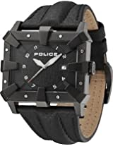 Police Analog Watch - For Men Black - PL13400JSB - 02