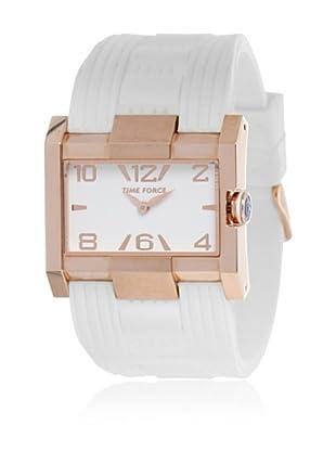Time Force Reloj TF4033L11 Blanco