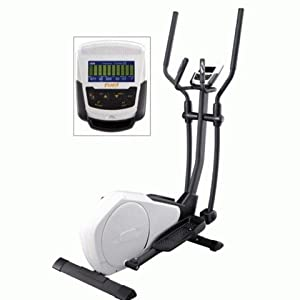 Fuel 4.0 Fitness Elliptical Trainer White Color with Service Centres all Over India.