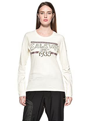 Salewa Branna Camiseta (Crema)