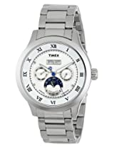 Timex E Class Analog Silver Dial Men's Watch - T2N291