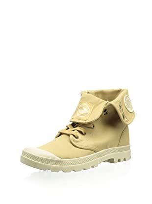 Palladium Men's Baggy Canvas Boot (Mustard)