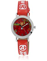 Aw100020 Red/Multi Analog Watch