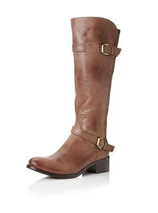Chocolat Blu Women's Neima Boot (Brown Leather)