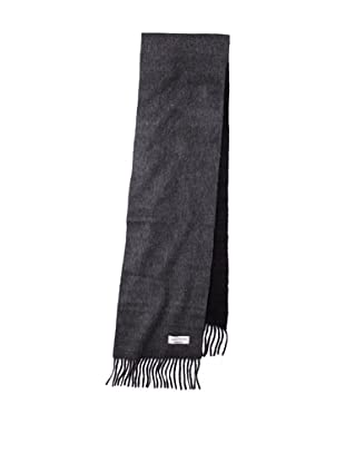 Joseph Abboud Men's Two-Tone Scarf (Charcoal)