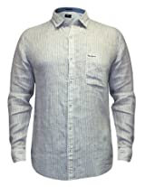 Pepe Jeans Beige Casual Shirt