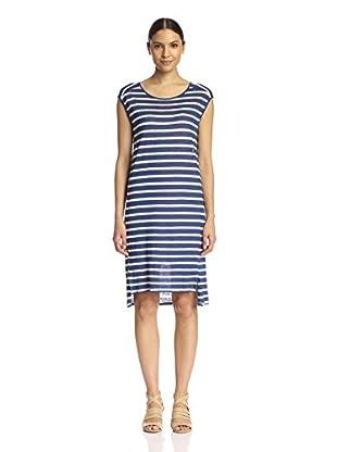 Velvet by Graham & Spencer Women's Striped Dress