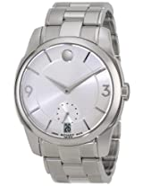 Movado Men's 0606627 Movado Lx Stainless Steel Watch