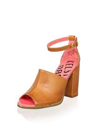 Kelsi Dagger Women's Georgie Sandal (Luggage)