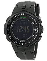Casio Analog Black Dial Men's Watch - PRW-3000-1ADR (SL67)