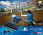 Sony PS3 12GB + Move Starter Pack + Street Cricket Game Free