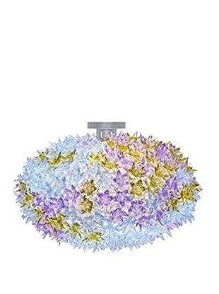 Kartell Deckenlampe Bloom C1 lavendel