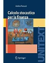 Calcolo stocastico per la finanza (UNITEXT)