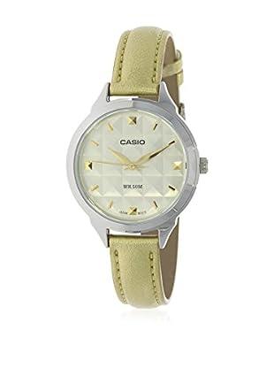 Casio Reloj con movimiento cuarzo japonés Woman Ltp-1392L-9A 33 mm